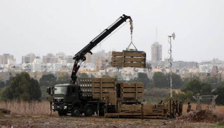 """رومانيا تبتاع نظام """"القبة الحديدية """" من إسرائيل"""
