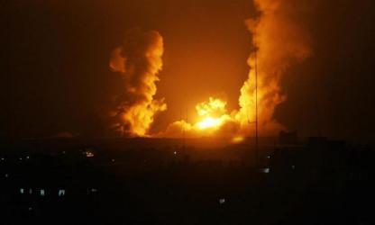كيف تناول الإعلام العبري التفجير في قطاع غزة؟