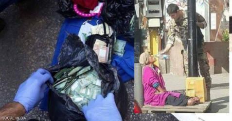 وفاة متسولة لبنانية شهيرة.. صدمت الجميع بثروتها التي تقدر بأكثر من مليون دولار!