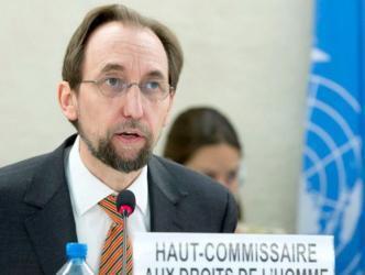 مفوض حقوق الإنسان بشأن مجزرة غزة: ضعوا حدا لإسرائيل