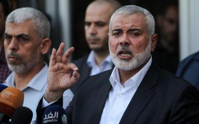 هنية للاحتلال: لا تدخلوا في اختبار لصبرنا واحذروا غضبة مقاومتنا