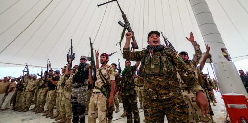 وول ستريت جورنال: الطائفية تدفع سنة العراق للتحالف مع الشيعة