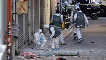 قتيلان و8 جرحى في هجوم بالعاصمة الفرنسية
