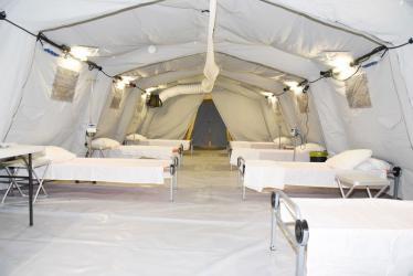 ملك المغرب يقر إرسال مستشفى ميداني إلى غزة