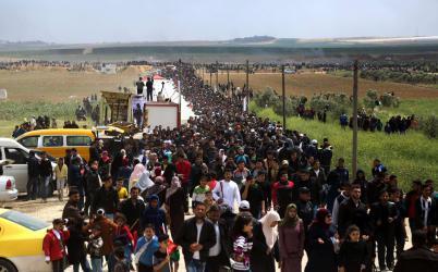هذا ما يخشاه الاحتلال في مظاهرات ذكرى النكبة