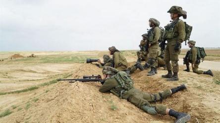 الاحتلال يستهدف نقطة رصد للمقاومة شرقي المغازي