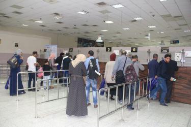 مصر تزيد قيمة شيكات المغادرة والوصول عبر معبر رفح