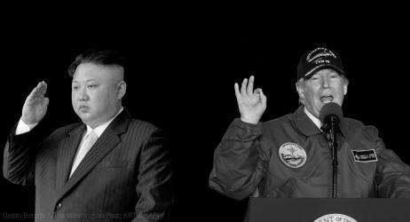 ترامب يكشف موعد ومكان لقائه بزعيم كوريا الشمالية
