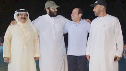 اللقاء الغامض.. لماذا اجتمع قادة السعودية والإمارات والبحرين ومصر سرا؟