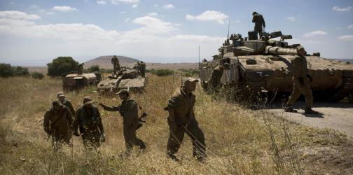 توغل إسرائيلي قرب خيام العودة شرق خانيونس