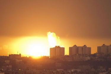 الاحتلال يزعم: دمرنا نفقاً لحماس في غزة فجر اليوم