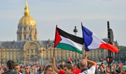 جمعية فرنسية تدعو لإلغاء فعالية ثقافية بين باريس والاحتلال