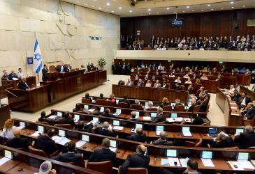 الكنيست توافق بالقراءة الأولى على قانون خصم رواتب الأسرى والشهداء من ضرائب السلطة