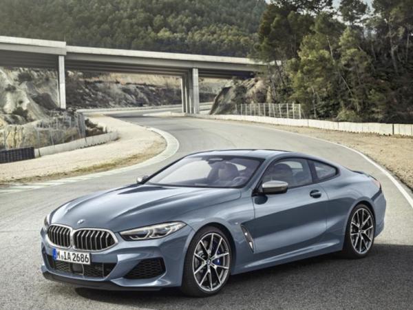 متع عينيك برؤية موديل BMW 8 Series الجديد