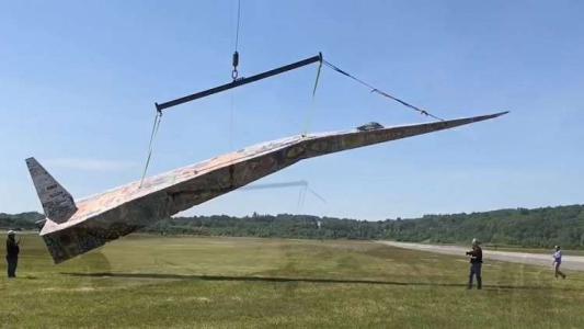 شاهد أضخم طائرة ورقية حول العالم.. أين؟