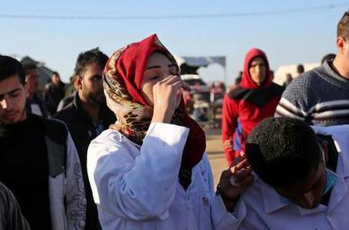صحة غزة تسرد تفاصيل اغتيال الشهيدة رزان النجار