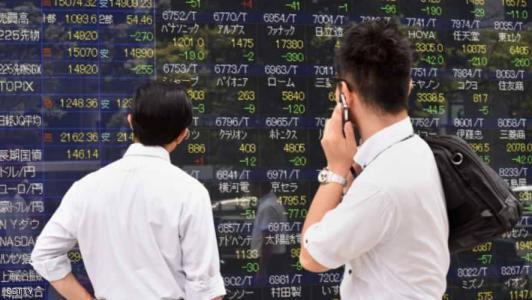 """اليابان """"المليئة بالنقود"""" ملاذ المستثمرين الآمن من شركات """"الزومبي"""" الأمريكية"""