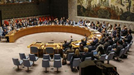 مجلس الأمن يصوت مساء اليوم على قرار لحماية الفلسطينيين وواشنطن تؤكد استخدام الفيتو