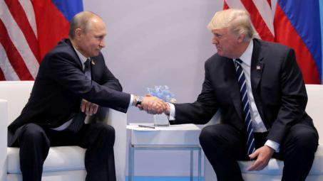 ترقب لإعلان زمان ومكان قمة ترامب بوتين