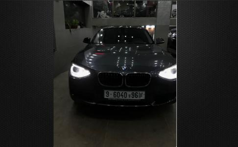 بي ام دبليو BMW i 116