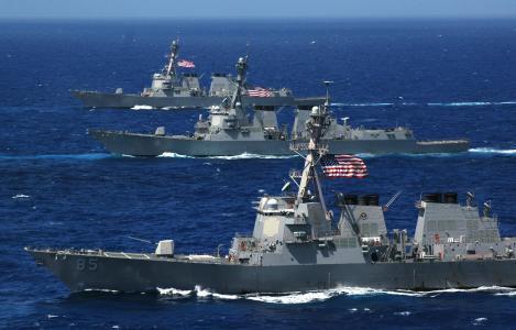 الصين تخترق خططًا حساسة للبحرية الأمريكية بشأن الحرب في أعماق البحار