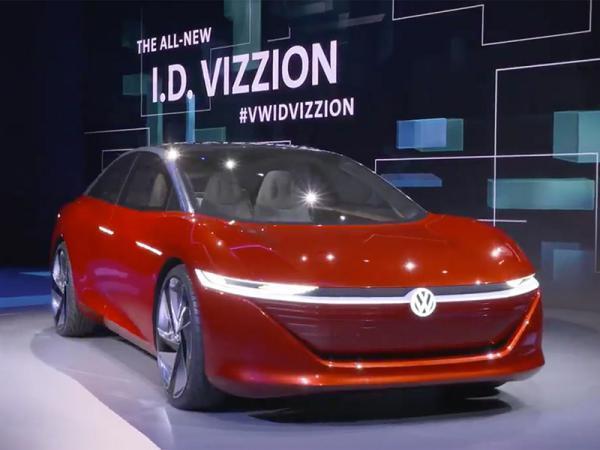 شاهد  فولكس فاجن تكشف عن سيارتها الكهربية الجديدة.. وهذه مواصفاتها