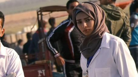 الشهيدة المسعفة رزان النجار