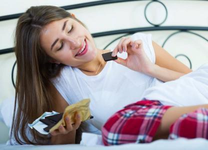 على سبيل السعادة والصحة.. تناول الشوكولاتة يوميًا