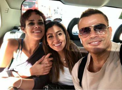 تقارير تكشف عن موعد زواج عمرو دياب ودينا الشربيني ومكان حفل الزفاف