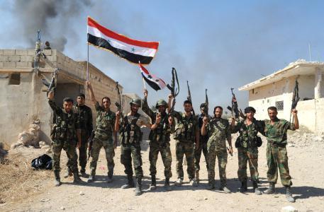 المعارضة السورية تبدأ محادثات مع روسيا بشأن درعا