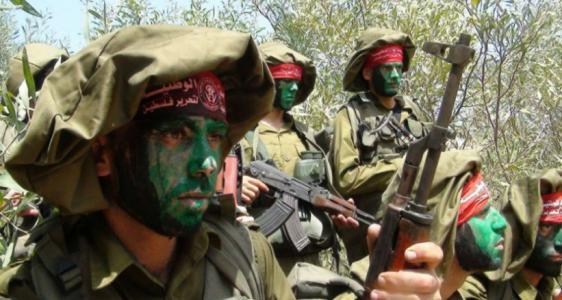 """""""المقاومة الوطنية"""" تنشر مشاهد لتدريبات مقاتليها"""