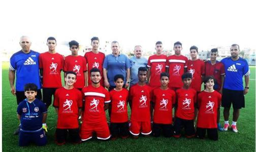 لأول مرة.. فريق من غزة يشارك ببطولة باريس الدولية لكرة القدم