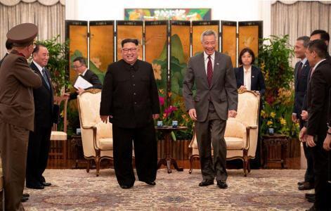 قمة ترامب وكيم كلفت سنغافورة 20 مليون دولار