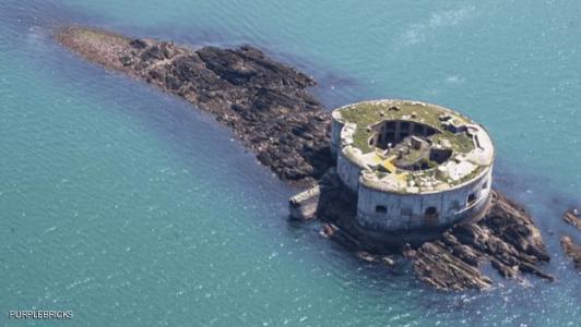 جزيرة بريطانية للبيع بثمن شقة صغيرة