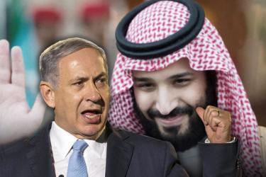 صحيفة عبرية: ولي العهد السعودي التقى نتنياهو سراً في الأردن الاثنين الماضي