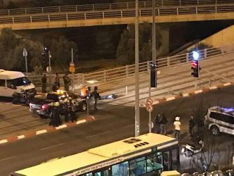 انفجار عبوة ناسفة قرب نقطة لقوات الاحتلال على مدخل الحرم الإبراهيمي