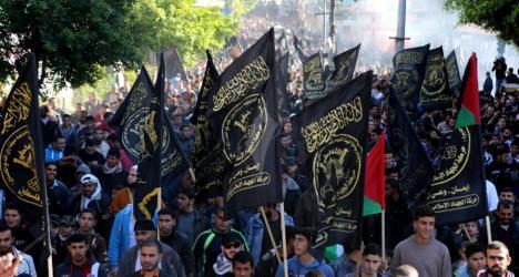 الجهاد الإسلامي تُعلق على فض الأمن تظاهرة رام الله الداعمة لغزة