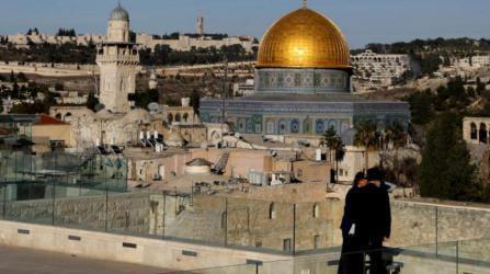 ادعيس: الواقع الحالي في القدس الأكثر خطورة منذ احتلالها