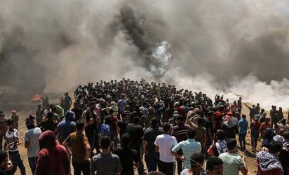 غالبية الإسرائيليين يؤيدون الرد العسكري على مسيرات العودة