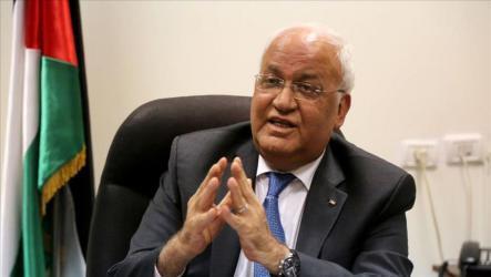 عريقات: ما يساعد نتنياهو وترامب هو استمرار الانقلاب في غزة