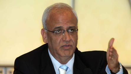 عريقات: واشنطن تسعى لتحويل القضية الفلسطينية من سياسية الى انسانية وتبذل جهود للتخلص من القيادة