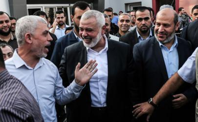 وفد من حركة حماس إلى مصر لبحث هذه الملفات والقضايا