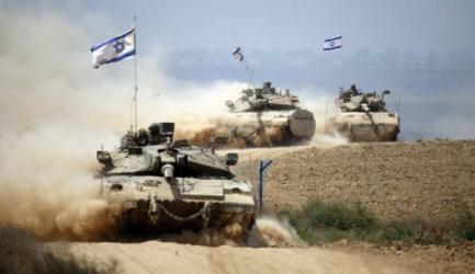 """مناورة إسرائيلية """"مفاجئة"""" عند حدود لبنان والجولان"""
