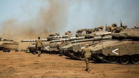 الجيش الإسرائيلي يوصي القيادة السياسية بتأجيل عملية عسكرية ضد غزة الى حين..!