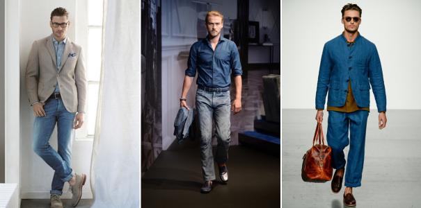 6 علامات تمنح الملابس الجينز تحديثا يليق بالأجواء المكتبية (صور)