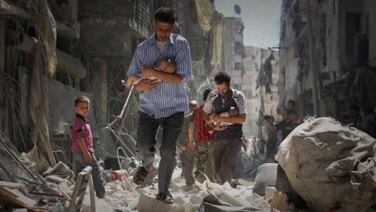 في أول ايام عيد الفطر.. مقتل 6 مدنيين جراء قصف لقوات النظام السوري