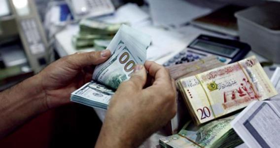 صرف العملات مقابل الشيكل الإسرائيلي