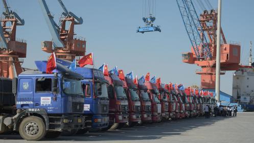 الصين تتطلع إلى تعزيز العلاقات التجارية مع شرق أوروبا
