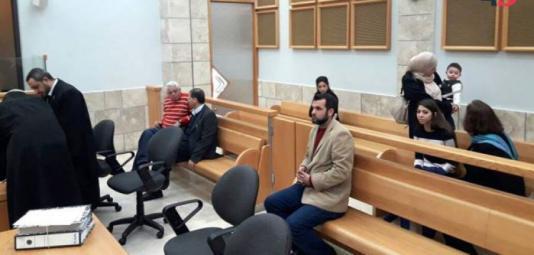 عضو كنيست يقدم التماسًا لمنع أهالي الشهداء والأسرى من دخول المحاكم الإسرائيلية