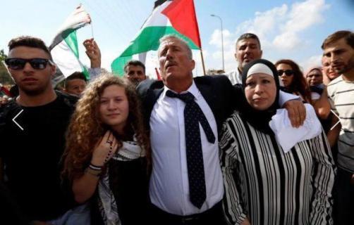 عهد التميمي: المقاومة مستمرة حتى زوال الاحتلال
